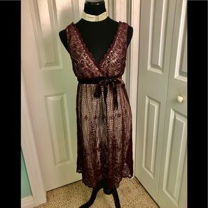 Beautiful dress by OXOXO in size medium